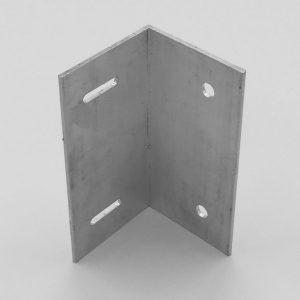 Bespoke Aluminium Fixing Bracket